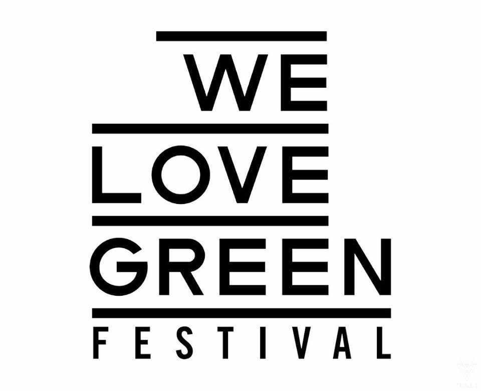 Triple - D We Love Green Festival
