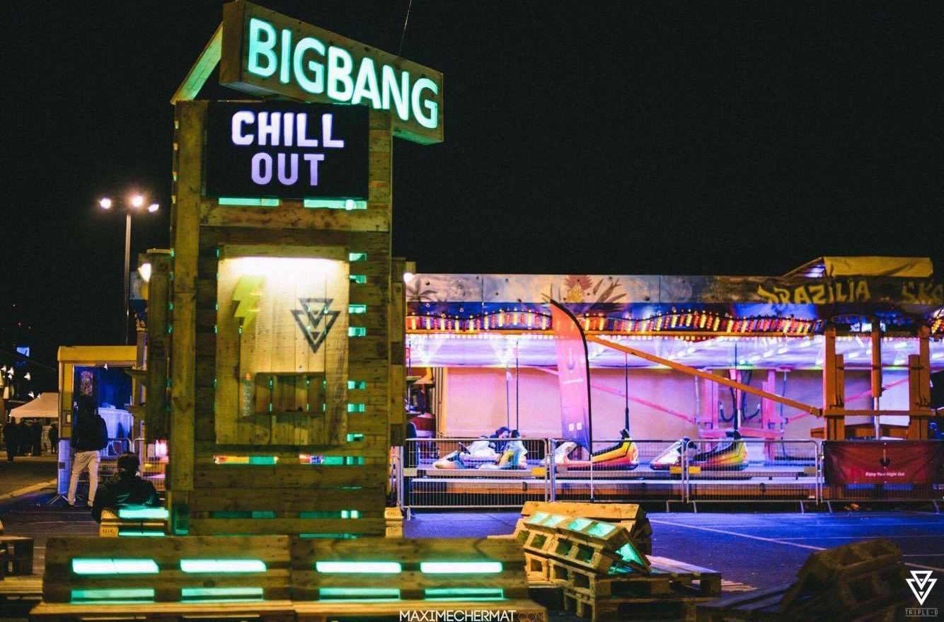 Totem Triple-D Big Bang Festival