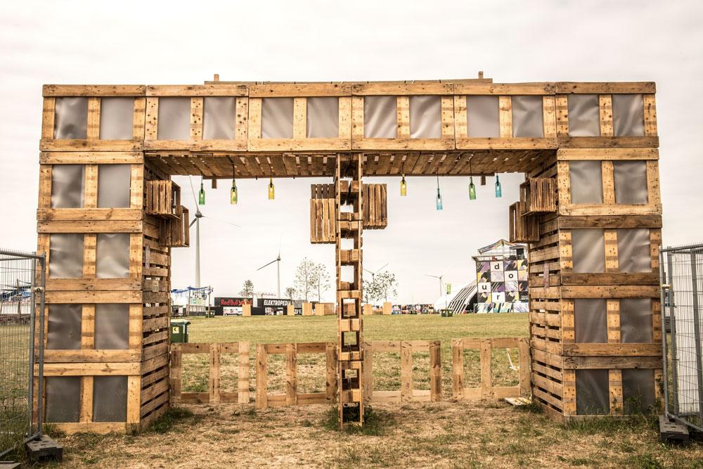 Arches Triple-D Dour Festival