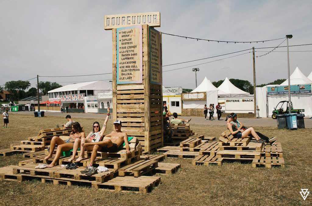 Totem Triple-D Dour Festival