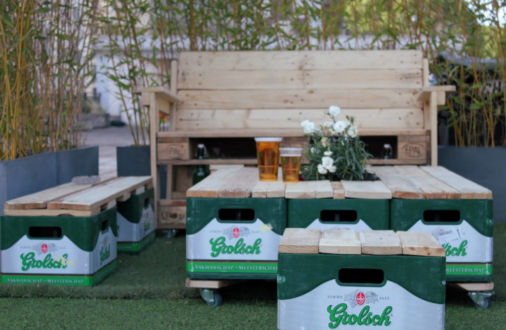 Grolsch Salon