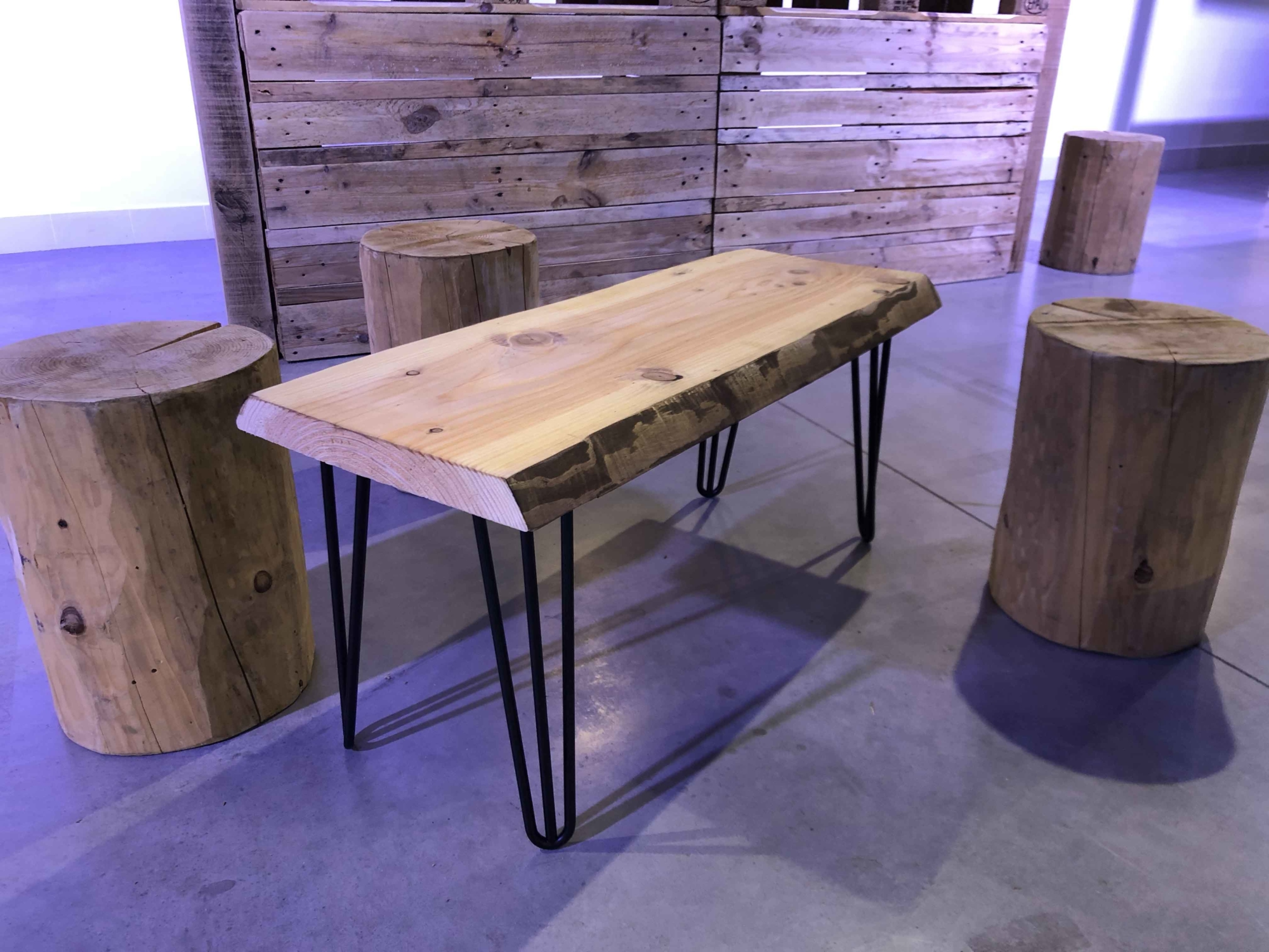 Heetch Table