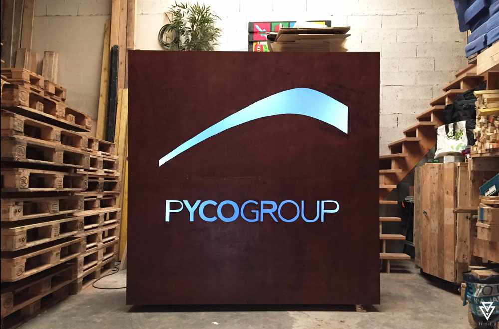 Signalétiques et Logos Triple-D PYGO Group