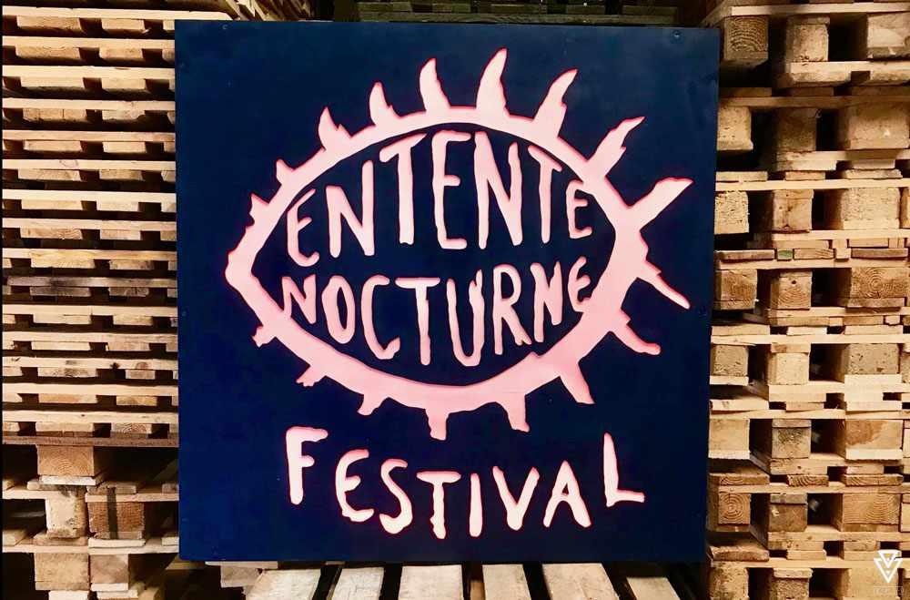 Signalétiques et Logos Triple-D Entente Nocturne Festival