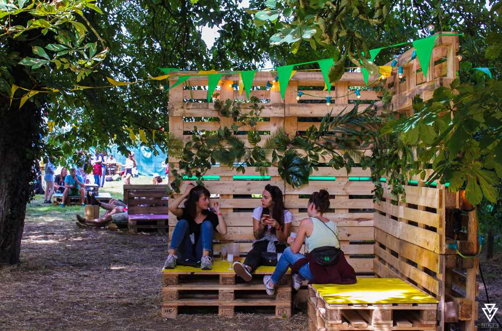 Espace Chill Triple-D Solidays