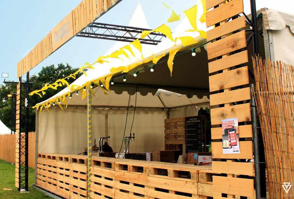 Bars et Back Bars Triple-D We Love Green