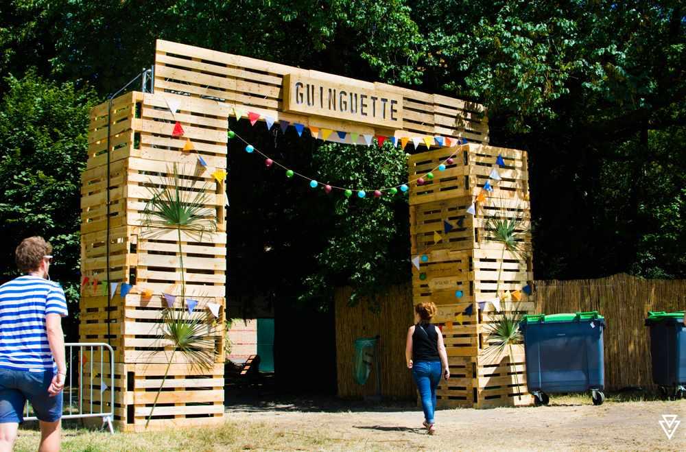 Arches Triple-D Solidays Festival