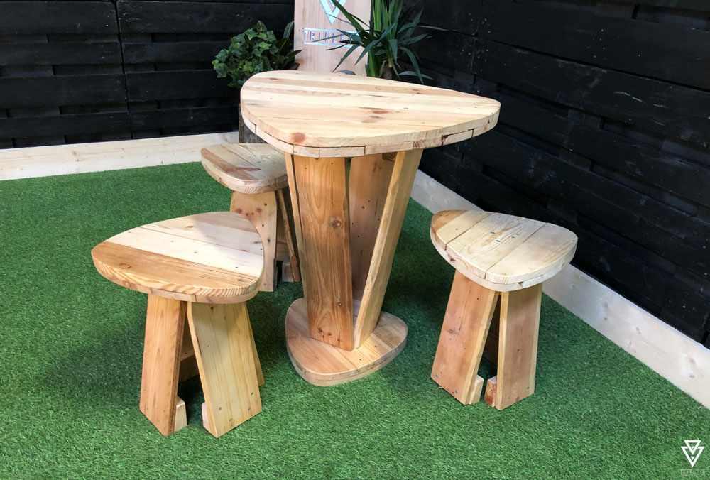 Tables Triple-D Toadette