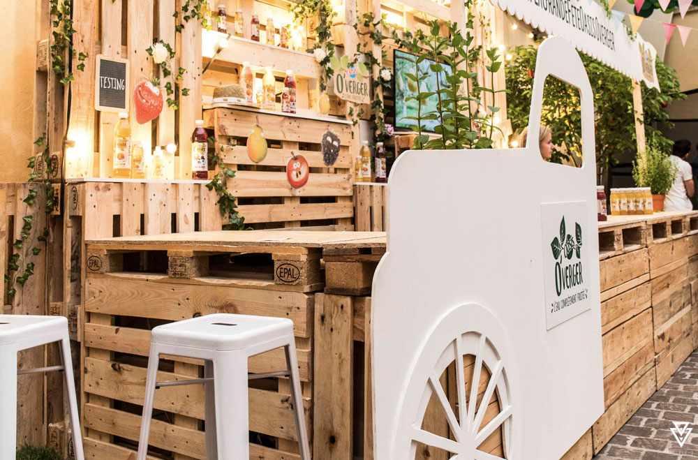 Bars et Back Bars Triple-D Agence Uzik - Oasis