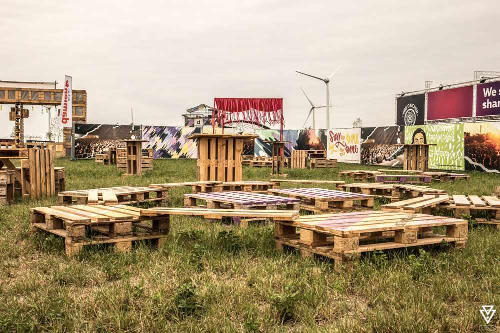 Espace Chill Triple-D Dour Festival