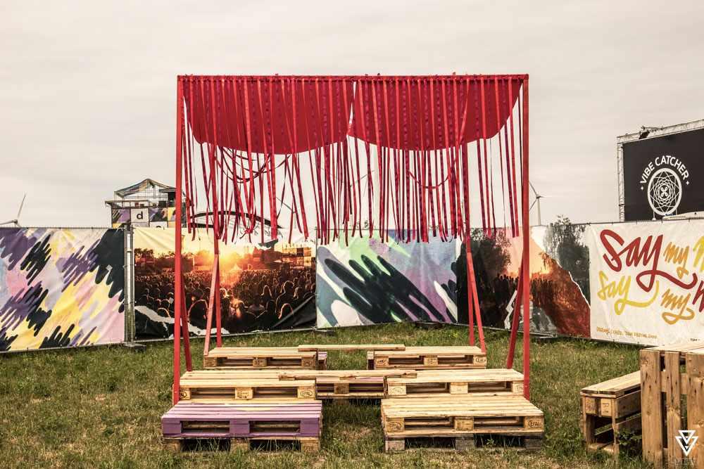Scénographie et Décorations Triple-D Dour Festival