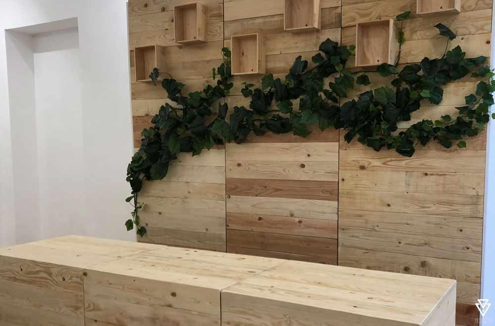 Bars et Back Bars Triple-D Agence Profirst x Maison Ruinart