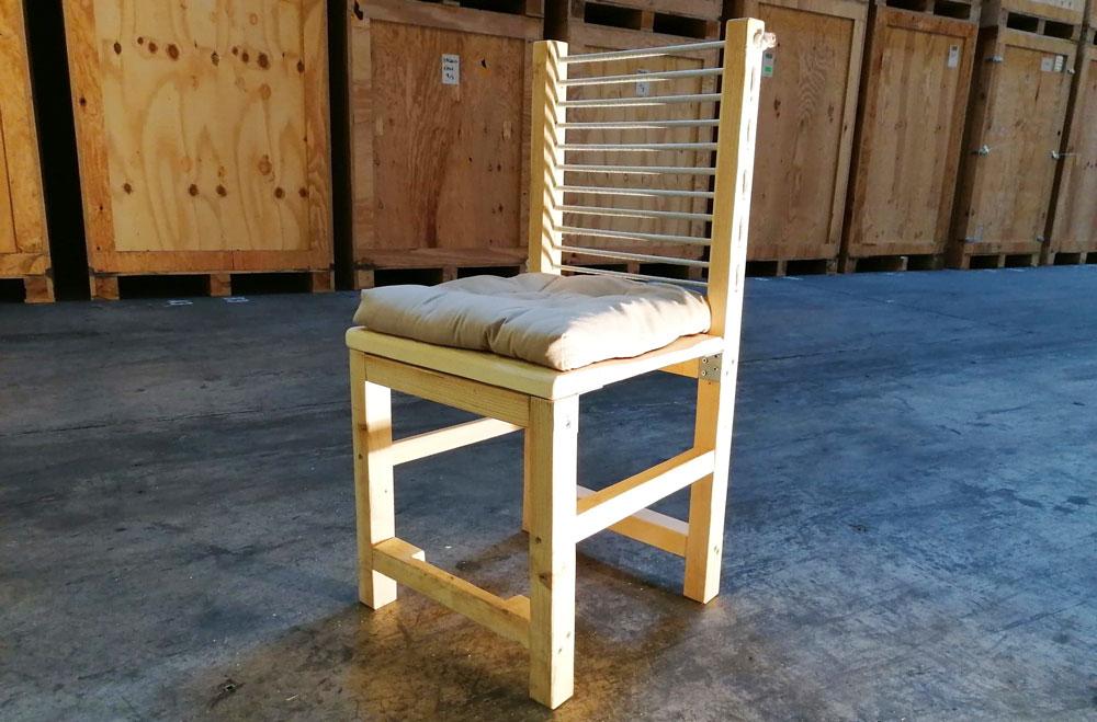 Chaise Triple D Meryl