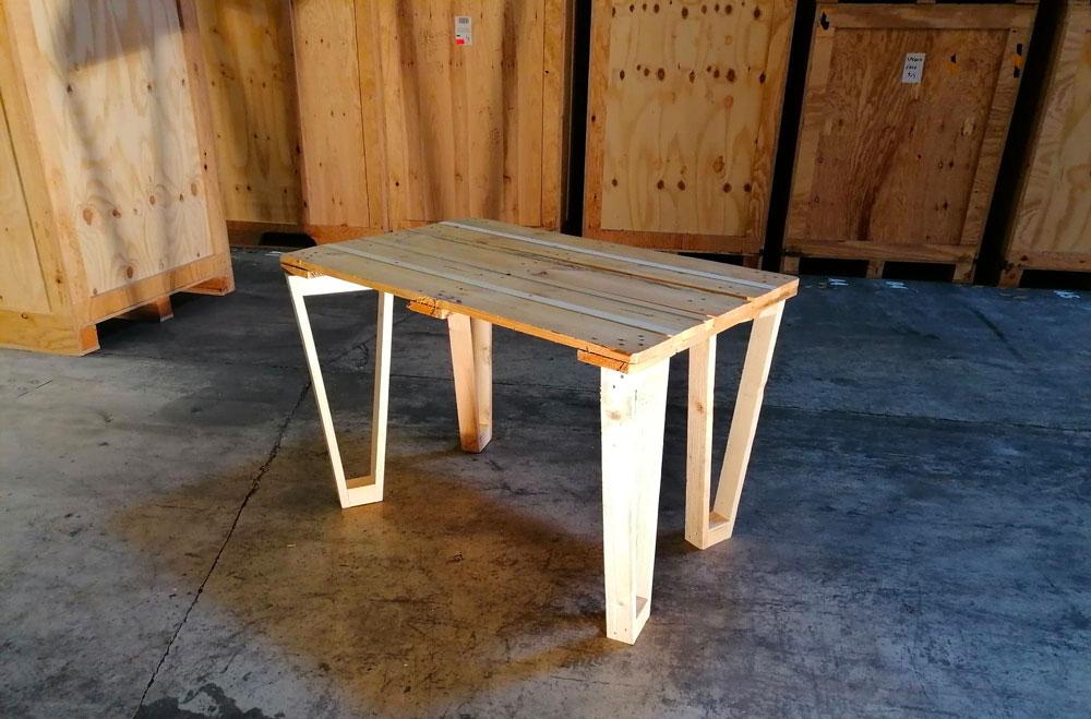 Table Triple-D Zora