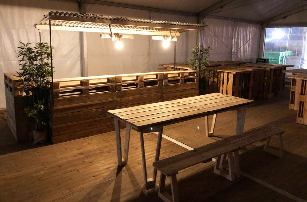 Tables Triple-D Zora